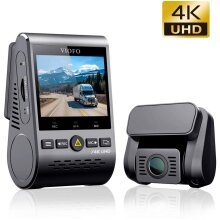 VIOFO 4K Dual Dash Cam A129 Pro Duo