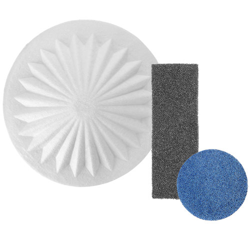 FITS VAX 3 IN 1 6130 6131 6151 2000 2001 121 MULTIFUNCTION FILTER KIT