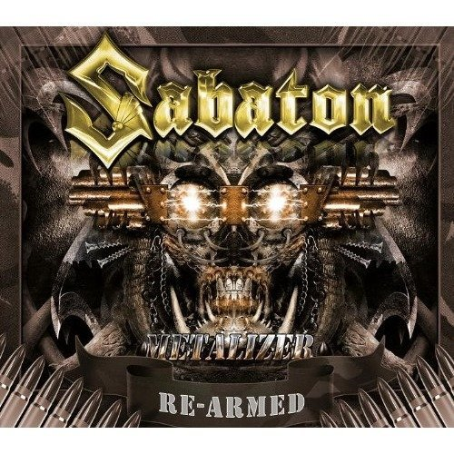 Sabaton - Metalizer (re-armed) [CD]