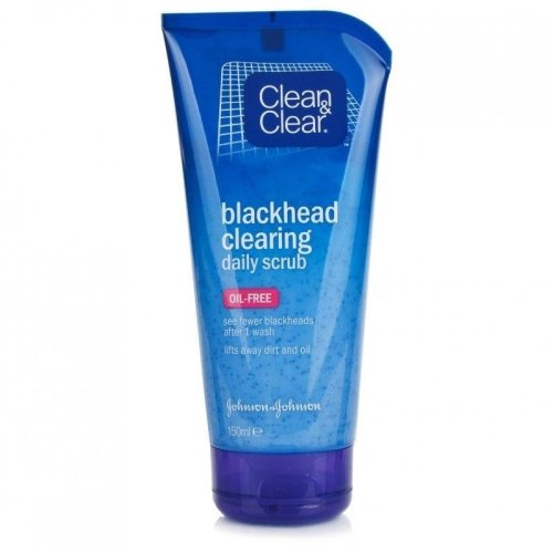 Clean & Clear Blackhead Clearing Scrub 150ml