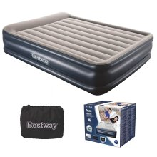 Bestway Tritech Inflatable Double Airbed With Built-in Pump