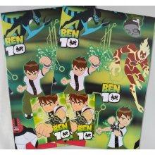 Ben 10 gift wrap