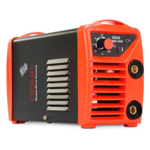 Röhr MINI-180PI | ARC Welder Inverter Portable MMA 240V / 180 amp DC Portable Stick Welding Machine
