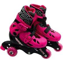 Ozbozz Elektra triline 3 Wheels Adjustable Boot for Girls Outdoor Game