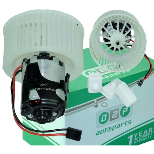 Heater Blower Motor Fan Rhd For Audi Q7  4l  7l0820021a  7l0820021e With Air Con On Onbuy