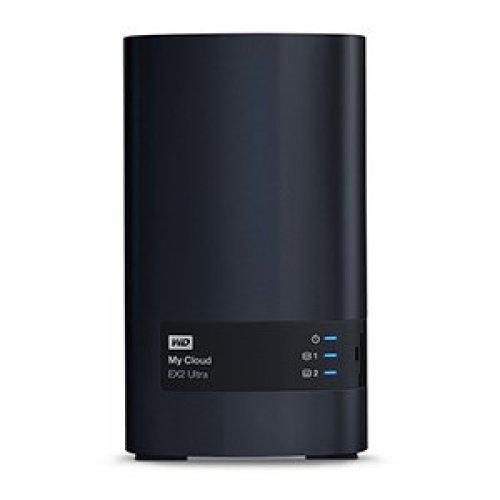 Western Digital My Cloud EX2 Ultra 12TB NAS Ethernet LAN Black