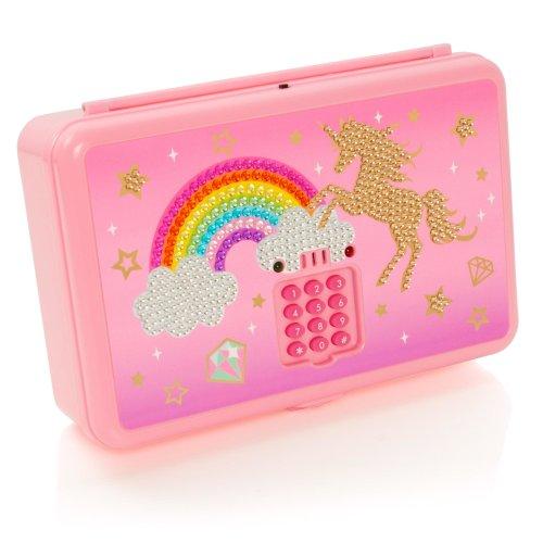 Style Girlz Unicorn Digital Trinket Box
