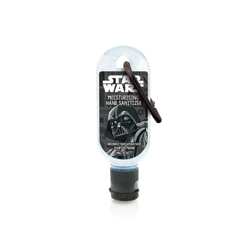 (Black Tea / Darth Vader) Star Wars Moisturising Antibacterial Hand Sanitiser | Hand Gel