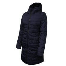 Adidas Womens Premium Down Climaheat Hooded Coat Purple BS0999 Y50A