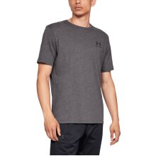 Under Armour 2021 Mens Sportstyle Left Chest UA Logo Charged Cotton T-Shirt