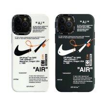 Nike Off White Style Phone Case for iPhone 7 / 8 / Plus / X / XS / XR / 11 / 11 Pro / 11 Pro Max / 12 / 12 Pro / 12 Pro Max / 12 Mini