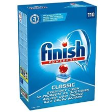 Finish Classic Everyday Clean Dishwasher Tablets - 110 Tablets