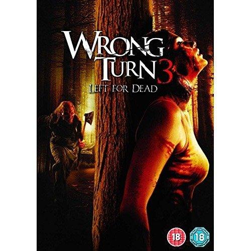 Wrong Turn 3 - Left For Dead DVD [2010]