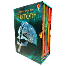 Usborne Beginners History 10 Books Collection Box Set
