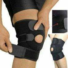 Knee Brace Support Neoprene Patella stabilising Belt Adjustable 3 Strap NHS Use