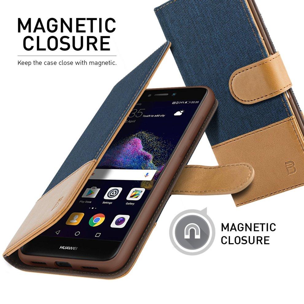 Huawei P8 Custodia IPhone X 8 Plus Custodia In Pelle PU