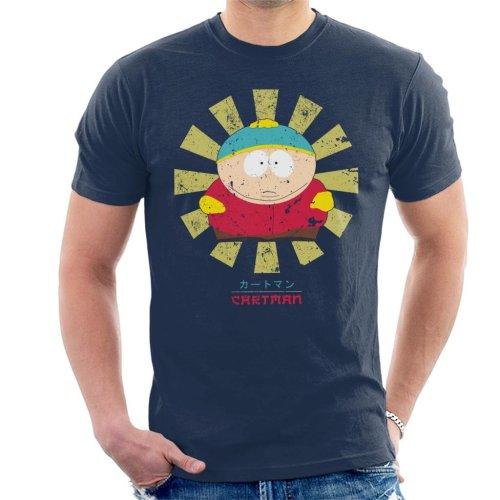 South Park Cartman Retro Japanese Men's T-Shirt