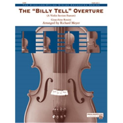 Alfred 00-36015 BILLY TELL OVERTURE-HSO