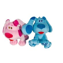 Blues Clues & You Blue Pink Dog Pendant Toys Gift