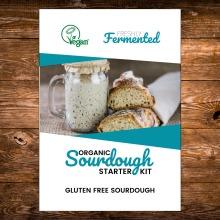 Certified Organic Freeze-Dried Gluten-Free Sourdough Starter