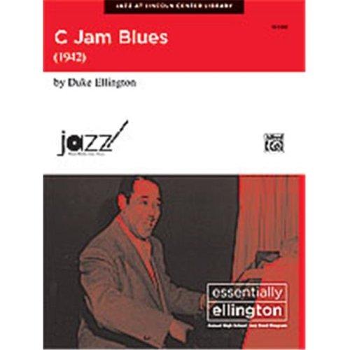Alfred 00-26848 C JAM BLUES-JLC BAND-CD
