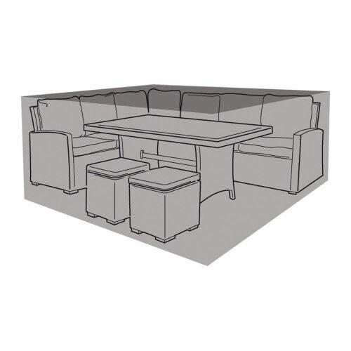 Small Square Casual Dining Set Cover - Premium