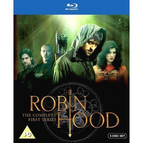 Robin Hood Series 1 Blu-Ray [2007]