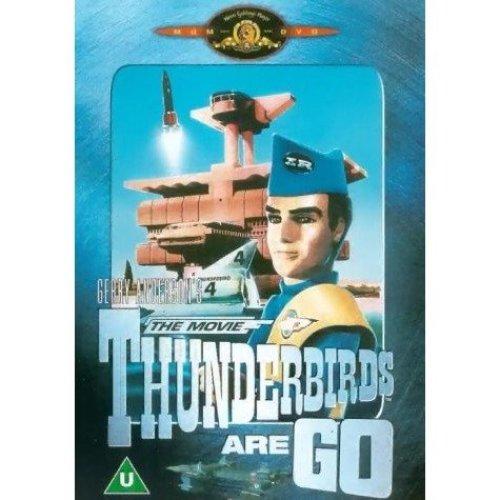 Thunderbirds Are Go - The Movie DVD [2001]