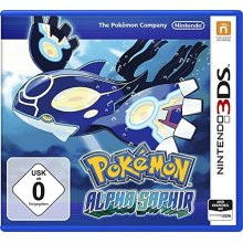 Nintendo 3DS Pokemon Alpha Sapphire - Used