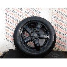 Mercedes Benz Vito 03-14 Single Alloy Wheel + Tyre 16 Inch 205-65-16c (3) Scuffs - Used