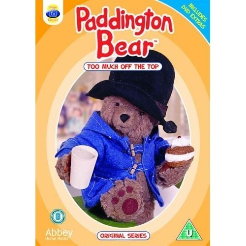 Paddington Bear - Too Much Off The Top DVD [2006]
