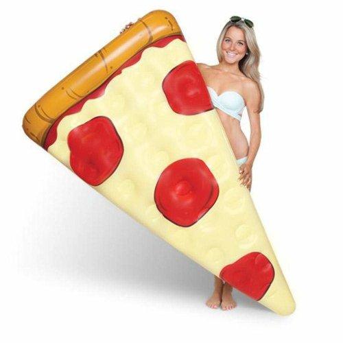 Bigmouth inc - Giant Pizza Slice Pool Float