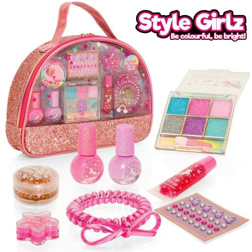 Style Girlz Unicorn Cosmetic Vanity Bag