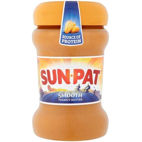 Sunpat Smooth Peanut Butter - 6x300g