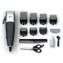 Philips HC5100/13 Series 5000 Pro Hair Clipper - Silver/Black.