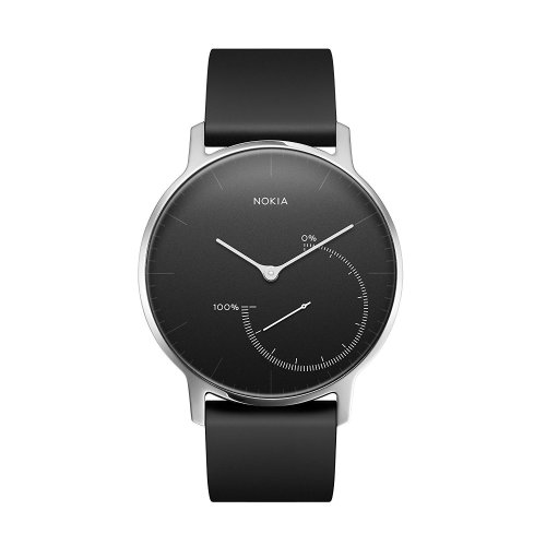 Nokia Steel - Activity & Sleep Watch - Black 36mm