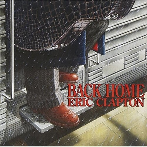 Eric Clapton - Back Home (standard Package) [CD]