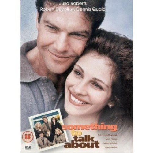 Something To Talk About DVD [2001]