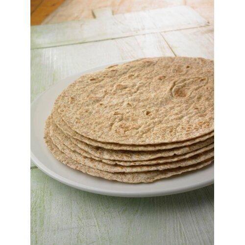 Old El Paso Whole Wheat Tortilla Wraps 10 inch - 12x350g