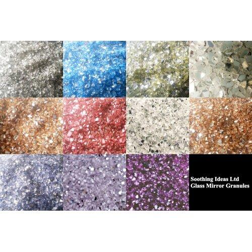 Coloured Mirror Granules