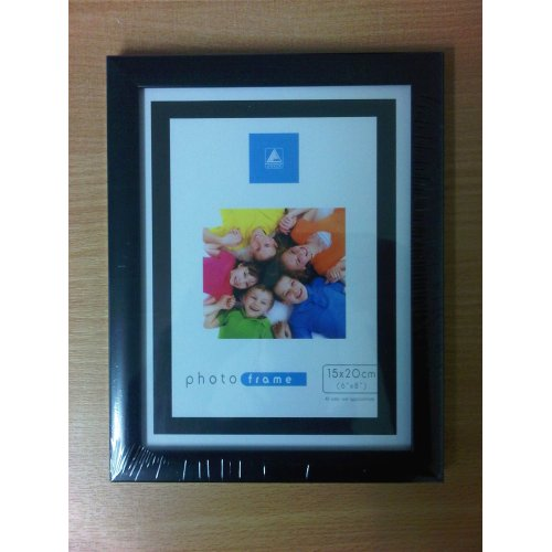 Picture Frame - Black 6x8