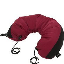 Samsonite Luggage 3 In 1 Microbead Neck Pillow, Wineberry, One Size