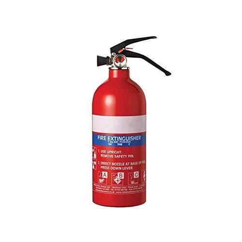 Kidde KS1KG Multi-Purpose Fire Extinguisher, Red, 1 kg (285 x 95 x 125 mm)