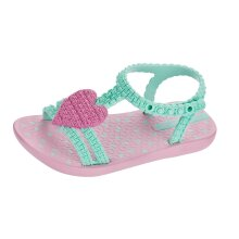 Ipanema My 1st Sandals Baby / Infant Sandals - Pink and Mint Size 4K