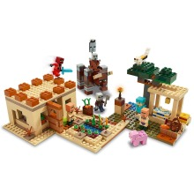 Minecraft Series Adventure Toys for Kids 7+ Gift