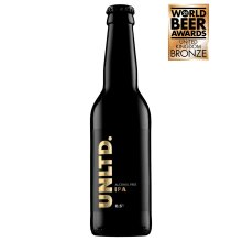 UNLTD. IPA - Alcohol Free Beer - Case of 24 x 330ml bottles