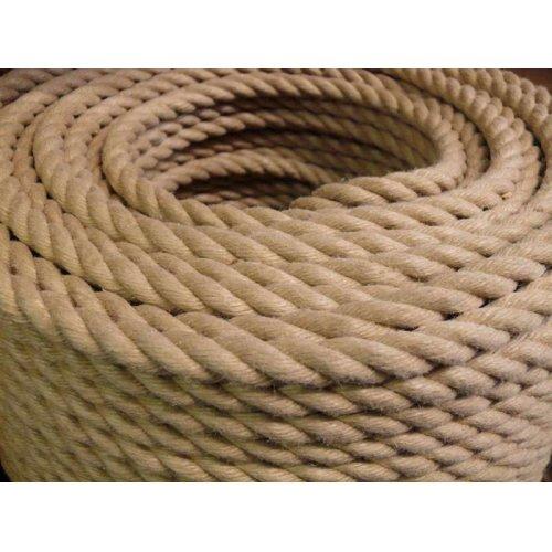 28mm Polyhemp Decking Rope, hempex, hardy hemp