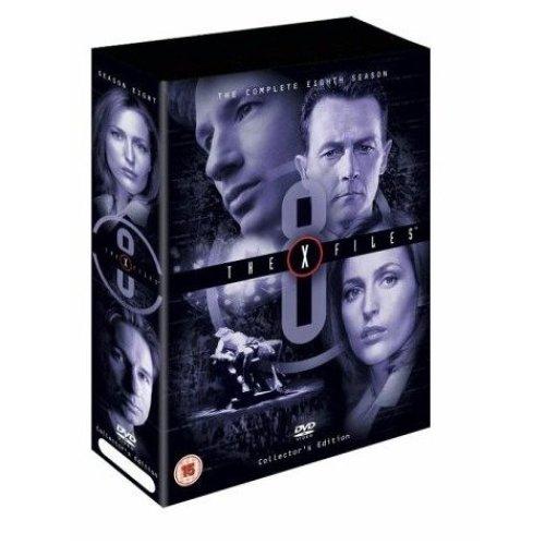 The X Files: Season 8 [dvd] [1994]