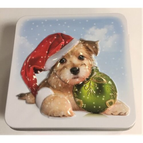 Campbells Christmas Dog in a Hat Shortbread (90g)