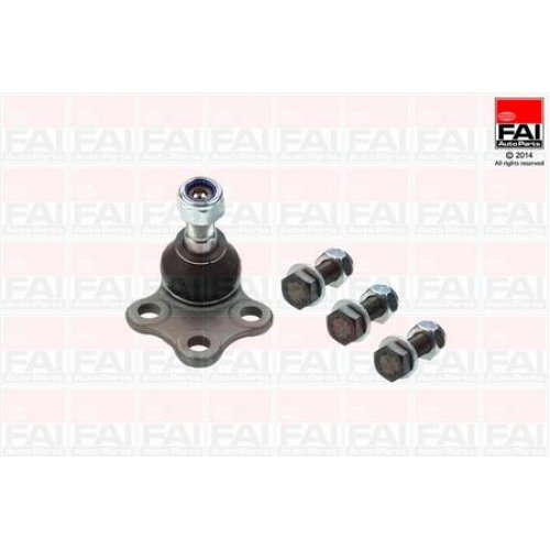 Front FAI Replacement Ball Joint SS7224 for Nissan Primastar 1.9 Litre Diesel (09/02-12/06)